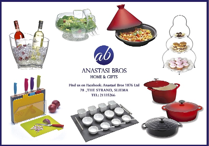 Anastasi Advert